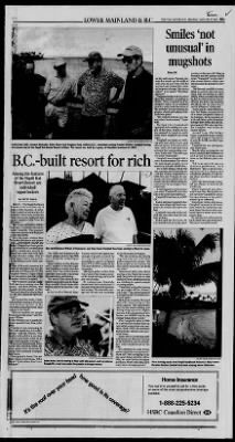 The Vancouver Sun from Vancouver, British Columbia, Canada on