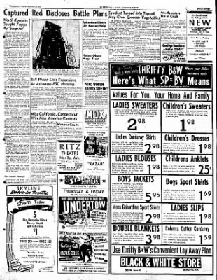 The Courier News from Blytheville, Arkansas on September 7, 1950 · Page 4