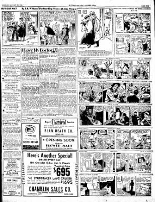 The Courier News from Blytheville, Arkansas on January 23, 1950 · Page 9