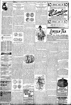 Logansport Pharos-Tribune from Logansport, Indiana on July 24, 1896 · Page 7