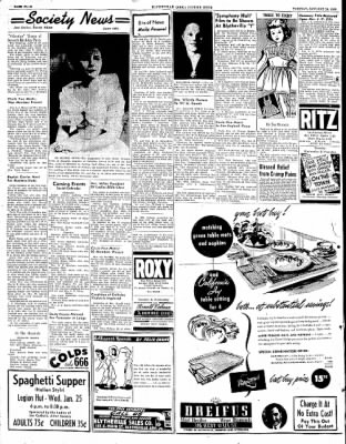 The Courier News from Blytheville, Arkansas on January 24, 1950 · Page 4