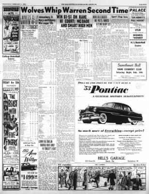 The Kane Republican From Kane Pennsylvania On February 11 1953