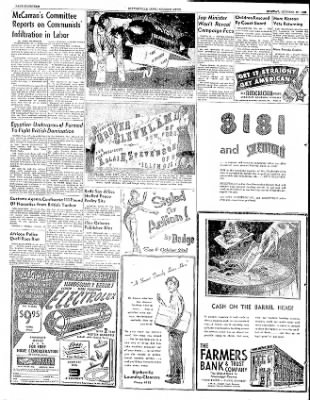 The Courier News from Blytheville, Arkansas on October 20, 1952 · Page 14