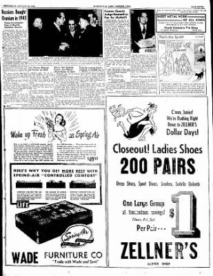 The Courier News from Blytheville, Arkansas on January 25, 1950 · Page 7