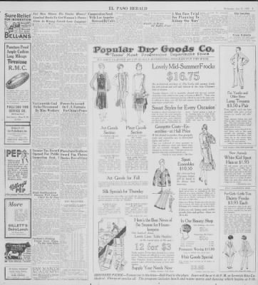 El Paso Herald from El Paso, Texas on July 22, 1925 · Page 3