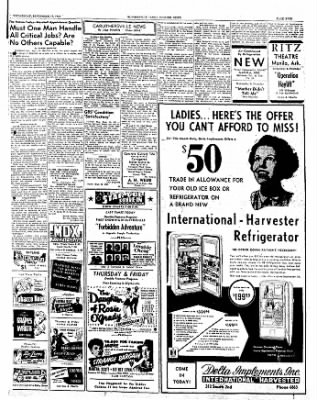 The Courier News from Blytheville, Arkansas on September 13, 1950 · Page 3