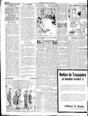 The Courier News from Blytheville, Arkansas on June 8, 1931 · Page 4