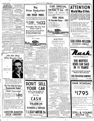 The Courier News from Blytheville, Arkansas on January 25, 1950 · Page 14