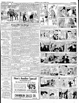 The Courier News from Blytheville, Arkansas on January 25, 1950 · Page 15