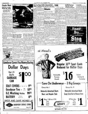 The Courier News from Blytheville, Arkansas on January 25, 1950 · Page 16