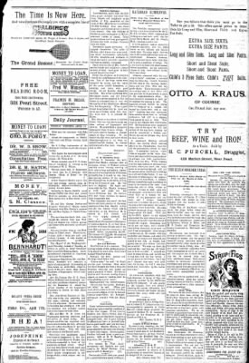 Logansport Pharos-Tribune from Logansport, Indiana on April 14, 1891 · Page 7