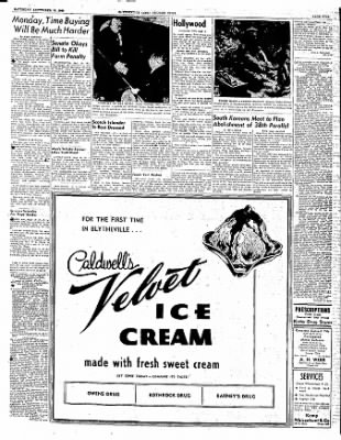The Courier News from Blytheville, Arkansas on September 16, 1950 · Page 3