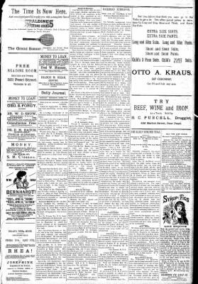 Logansport Pharos-Tribune from Logansport, Indiana on April 14, 1891 · Page 8