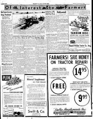 The Courier News from Blytheville, Arkansas on January 27, 1950 · Page 8