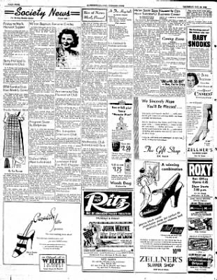 The Courier News from Blytheville, Arkansas on October 23, 1952 · Page 4