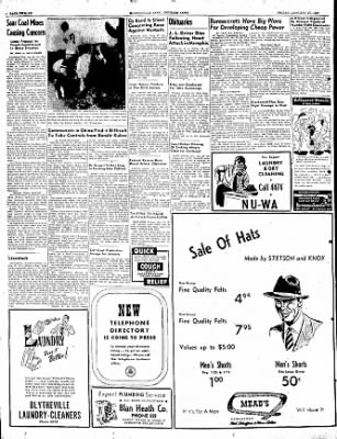 The Courier News from Blytheville, Arkansas on January 27, 1950 · Page 12