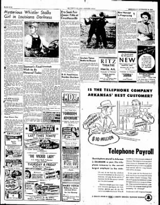 The Courier News from Blytheville, Arkansas on September 20, 1950 · Page 3