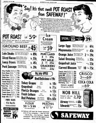The Courier News from Blytheville, Arkansas on October 23, 1952 · Page 13