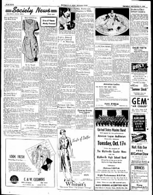 The Courier News from Blytheville, Arkansas on September 21, 1950 · Page 4