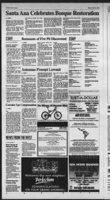 Albuquerque Journal from Albuquerque, New Mexico on May 6, 2005 · 145