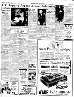 The Courier News from Blytheville, Arkansas on January 31, 1950 · Page 5