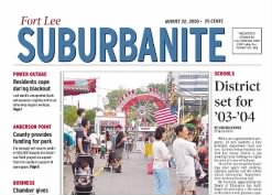 Fort Lee Suburbanite