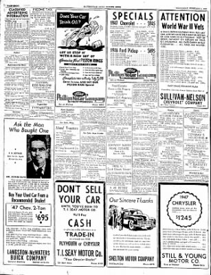 The Courier News from Blytheville, Arkansas on February 1, 1950 · Page 8