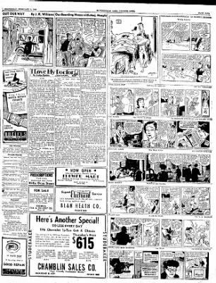 The Courier News from Blytheville, Arkansas on February 1, 1950 · Page 9