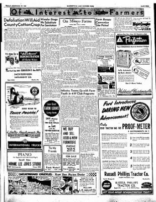 The Courier News from Blytheville, Arkansas on September 22, 1950 · Page 9
