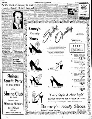 The Courier News from Blytheville, Arkansas on February 2, 1950 · Page 2
