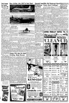 Redlands Daily Facts from Redlands, California on November 6, 1958 · Page 9