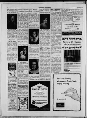 The Wisconsin Jewish Chronicle from Milwaukee, Wisconsin on February 6, 1970 · Page 4