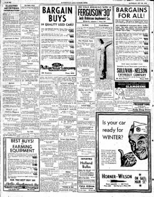 The Courier News from Blytheville, Arkansas on October 25, 1952 · Page 6