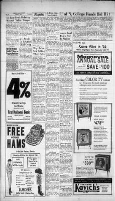 Fremont Tribune from Fremont, Nebraska on March 17, 1965 · 8