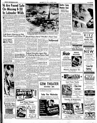 The Courier News from Blytheville, Arkansas on September 25, 1950 · Page 7
