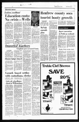 The Ottawa Journal from Ottawa,  on May 12, 1976 · Page 85