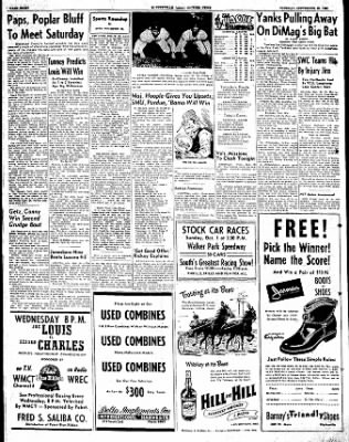 The Courier News from Blytheville, Arkansas on September 26, 1950 · Page 8