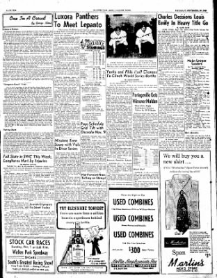 The Courier News from ,  on September 28, 1950 · Page 10