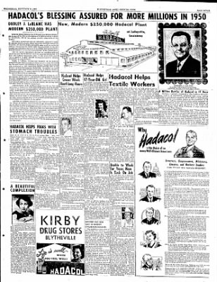 The Courier News from Blytheville, Arkansas on February 8, 1950 · Page 7