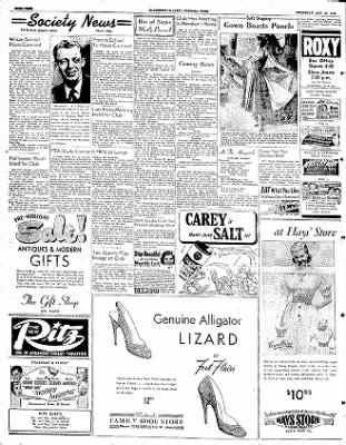 The Courier News from Blytheville, Arkansas on October 30, 1952 · Page 4