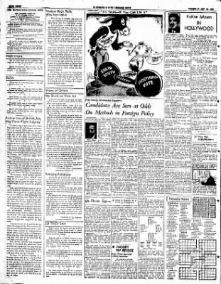 The Courier News from Blytheville, Arkansas on October 30, 1952 · Page 8