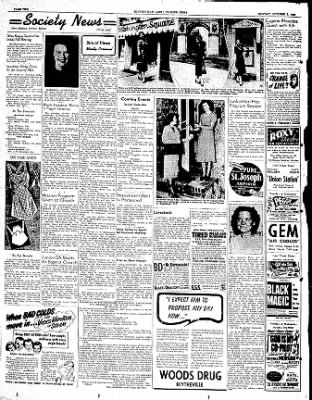 The Courier News from Blytheville, Arkansas on October 2, 1950 · Page 2