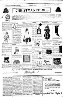 Logansport Pharos-Tribune from Logansport, Indiana on December 17, 1897 · Page 18