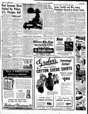 The Courier News from Blytheville, Arkansas on October 2, 1950 · Page 7