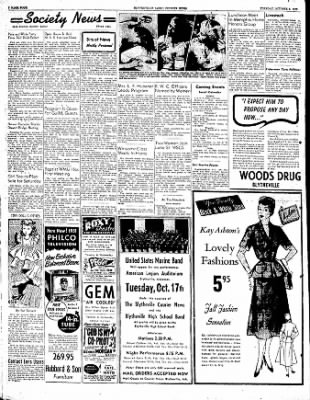 The Courier News from Blytheville, Arkansas on October 3, 1950 · Page 4