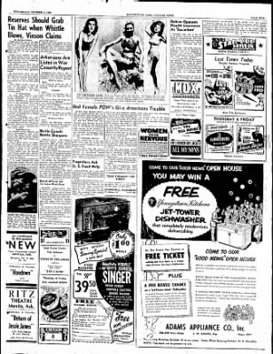 The Courier News from Blytheville, Arkansas on October 4, 1950 · Page 5