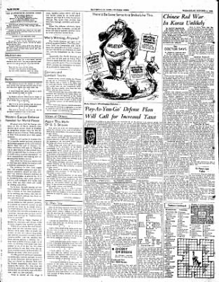 The Courier News from Blytheville, Arkansas on October 4, 1950 · Page 8