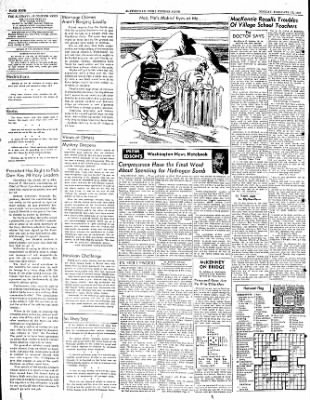 The Courier News from Blytheville, Arkansas on February 13, 1950 · Page 4