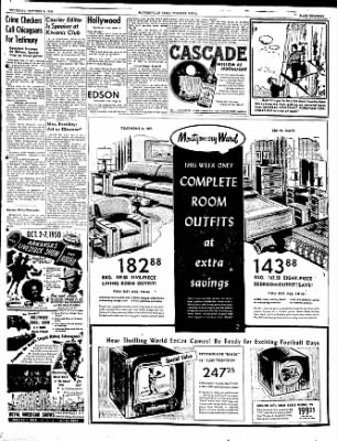 The Courier News from Blytheville, Arkansas on October 5, 1950 · Page 13
