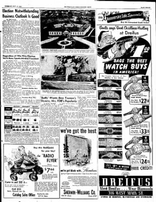 The Courier News from Blytheville, Arkansas on November 4, 1952 · Page 3